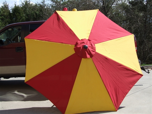 9 Foot Market Umbrella