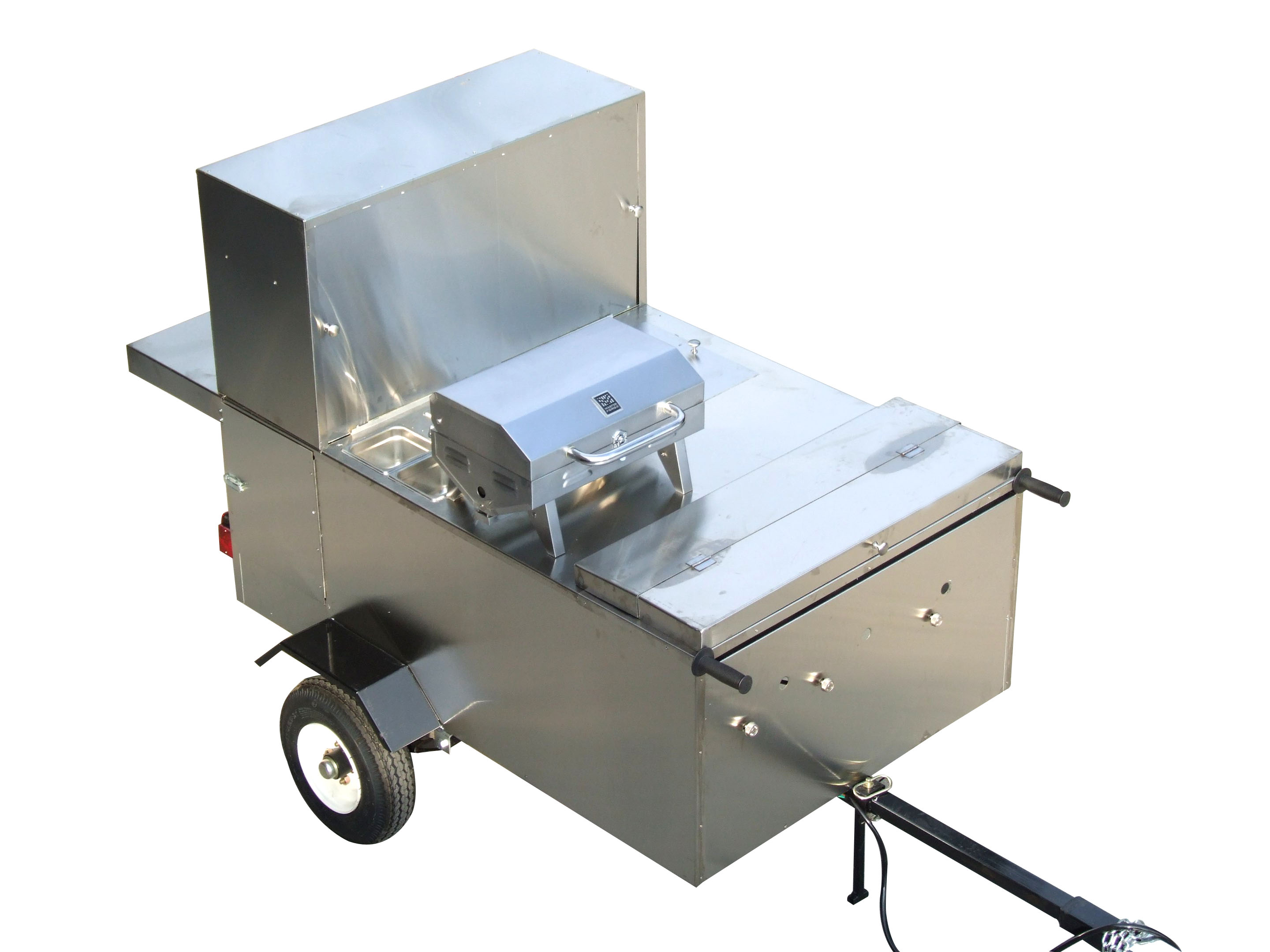 Best Hot Dog Cart - The Big Dog Hot Dog Cart Mini Mobile Kitchen