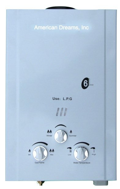 Hot Water Heater L5 / L6