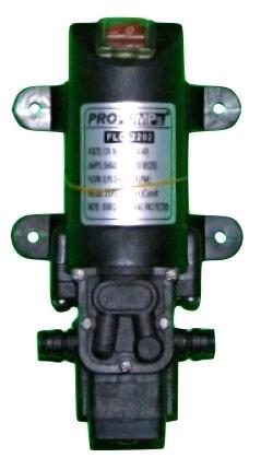 12 Volt On-demand pump